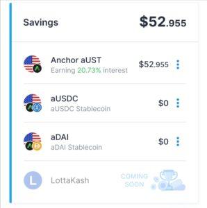 kash savings